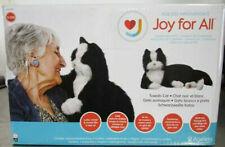 Ageless Innovations Joy for All Tuxedo Cat Interactive Companion Pet