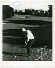 Tony Lema Rare JSA Coa Hand Signed 8x10 Photo Autograph
