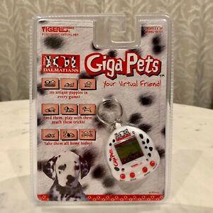 NEW Vintage Disney 101 Dalmatians Giga Pet (1997) Tiger Virtual Pet