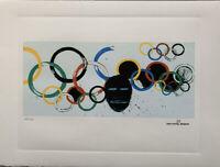Jean Michel Basquiat Signée et Numérotée