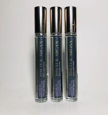 3 Bath & Body Works Birch & Argan Perfume Oil With Pure Argan Oil 0.23 oz / 7 mL