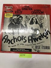 Anchors Away Original  Soundtrack Vinyl LP Album