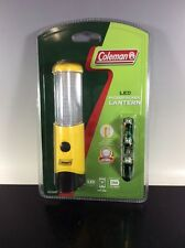 Coleman Micropacker LED Camping Lantern Hiking Scouts Flashlight Boy Tent  Bike