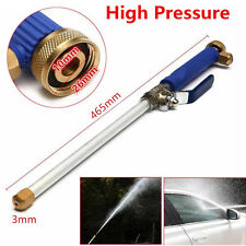 1xHigh Pressure Auto Car Washer Sprayer Cleaner Spray Nozzle Water Gun Hose 46cm (Fits: Scorpion)
