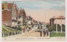 France postcard - Sainte-Adresse (Nice Havrais) - Avenue Reine-Elizabeth