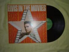 ELVIS PRESLEY ELVIS IN THE MOVIES LP (EX) (READERS DIGEST)