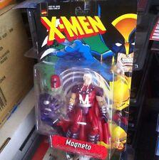 """Marvel Universe UNMASKED MAGNETO 5"""" X-Men Figure Legends Toy Biz 1998"""