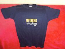 RARE / T- SHIRT : ORISHAS - TAILLE S ( MEN ) / M ( LADY ) - 100 % COTTON QUALITE