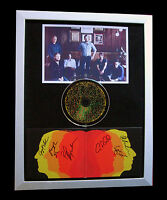 MIDLAKE+SIGNED+FRAMED+ANTIPHON+OLD+YOUNG=100% AUTHENTIC+EXPRESS GLOBAL SHIP