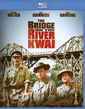 The Bridge on the River Kwai (Blu-ray Disc, Classic, 2011) - New ~ Ships Fast