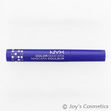 "1 NYX Color Mascara "" CM 02 - Blue ""   *Joy's cosmetics*"