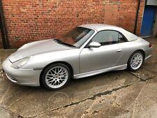 1999 Porsche 996 Carrera 4 3.4 Breaking For Wheel Bolt Clear Lights Carbon Fibre