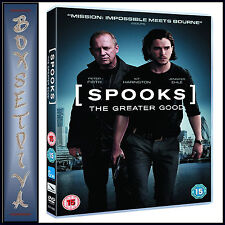 SPOOKS - THE GREATER GOOD  *BRAND NEW DVD *
