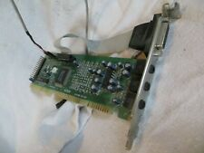 ALs100 Avance Logic Asound PNP AS004 ISA Soundkarte Vintage Retro 486er 386