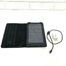 Amazon Kindle Fire 8GB Wi-Fi E Reader, D01400, w/ Casing & Charger Cord/Outlet