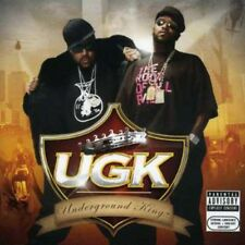 UGK - Underground Kingz [New CD] Explicit