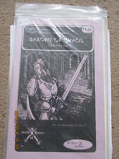 Dark reinos RPG Universo baronía de caos wars saga Gremio de Blades Mini ADV