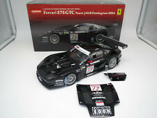 "Kyosho 08393C  Ferrari  575  GTC  ""Team J.M.B Donington 2004""  1:18  OVP !"