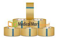 "24 rolls Carton Sealing Clear Packing/Shipping/Box Tape- 1.7 Mil- 3"" x 110 Yards"