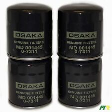 4 units OSK Oil Filter suit Z56 for Ford Holden Mazda Mitsubishi EFI