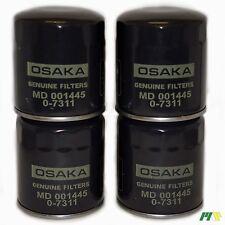 4 units OSK Oil Filter suit Z56 for Ford Holden Mazda Mitsubishi EFI
