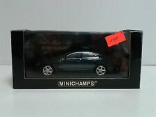 Minichamps PMA 1:43 Mercedes Benz CLS C219 dark green old stock mint boxed