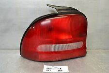 1995-1999 Dodge Neon Left driver oem tail light 25 1B3(Fits: Neon)