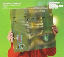 MINIMAL COMPACT - DEADLY WEAPONS 1984  CD NEU