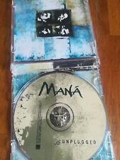 Mana' - Unplugged - Cd