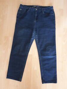 Stooker Damen Jeans Modell Nizza Classic Gr.46 /30 Blau Stretch