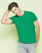 Jersey Crew Neck Basic T-Shirts for Men