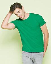 Gildan Jersey Crew Neck Loose Fit T-Shirts for Men