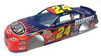 BODY - #24 DuPONT 2002 CHEVROLET MONTE CARLO NASCAR RACE CAR BODY - 1/24