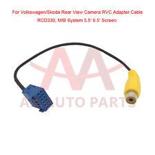 Volkswagen Skoda MIB RCD330 Rear View Camera RVC Adapter Cable
