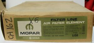 New Mopar OEM Air Filter Element L-150 CA 162 / 1826119 1946923  (625)