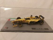 Formula 1 F1 The Car Collection 1:43 Jordan 199 H.H.Frentzen 1999 Diecast Model
