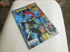 BATMAN / SUPERMAN  9  ..2007...TBE