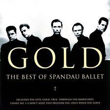 Spandau Ballet Gold The Best Of Spandau Ballet Vinyl LP NEW 15/06/18