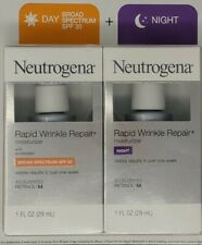 Neutrogena Rapid Wrinkle Repair  Package Of 2 Bottles.