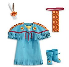 AMERICAN GIRL Kaya's Pow Wow Dress of Today NIB NRFB Powwow Retired