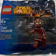 LEGO Star Wars 5002122 TC-4 Protocol Droid Minifigure Polybag NEW