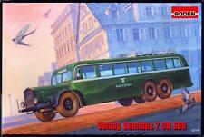 Roden Models 1/72 Vomag Omnibus 7 Or 660 German Wwii Staff Bus