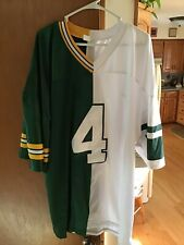 Brett Favre - 4 - NFL Jersey Sz M Green Bay Packers Football Team NWOT