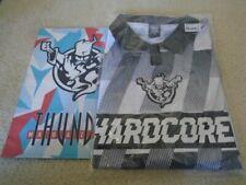 Thunderdome Hardcore Soccer Football Jersey Shirt XL Gabber