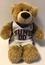 Phoenix Suns NBA Uniform Wearing Jersey & Shorts By Build A Bear Workshop