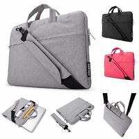 "Notebook laptop Sleeve Case Bag Handbag Fr 13"" 13.3"" Apple MacBook Pro/Air/iPad"