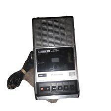 Vintage Panasonic Rq-2309A Portable Cassette Tape Player Recorder,Works