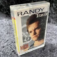 Randy Travis High Lonesome Cassette Tape Warner Bros Records Country