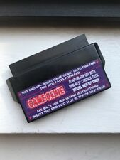 Game Genie Galoob Top Loader NES System Adapter - very rare TESTED works