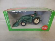 SIKU MAN 4R3 WITH FRONT LOADER TRACTOR 3472  MIB 1:32
